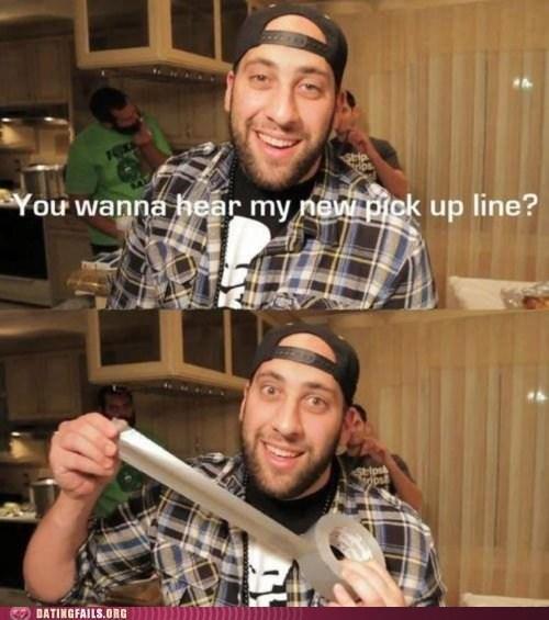creepy duct tape just let it happen pick-up line shhhhhh - 6229762048