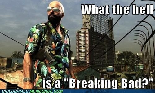bald jokes breaking bad max payne 3 video games - 6230017280
