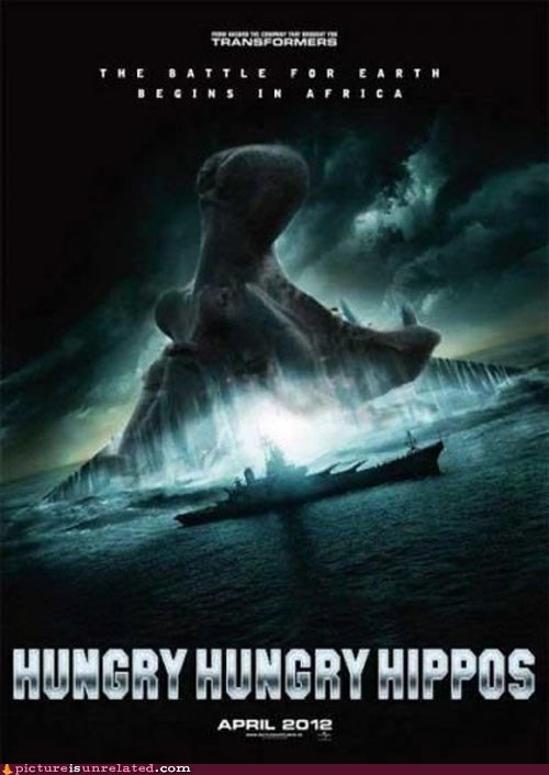 battleship best of week hungry hungry hippos movies sequals wtf - 6230050816
