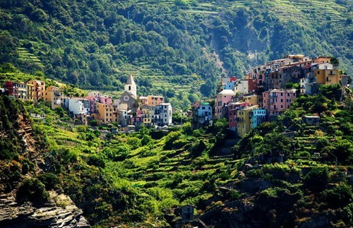 Forest Italy mountain village - 6230082048