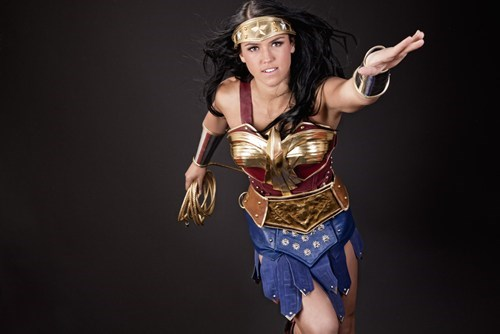 comics cosplay DC wonder woman - 6230256384