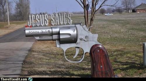 gun mailbox - 6230273536