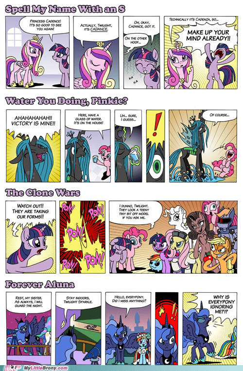 comics ponies strip - 6230621952