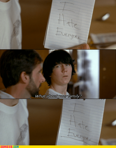 everyone but you From the Movies hate little miss sunshine - 6230743040