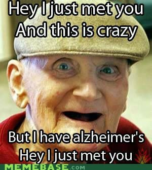 call me maybe Memes old dude this is crazy