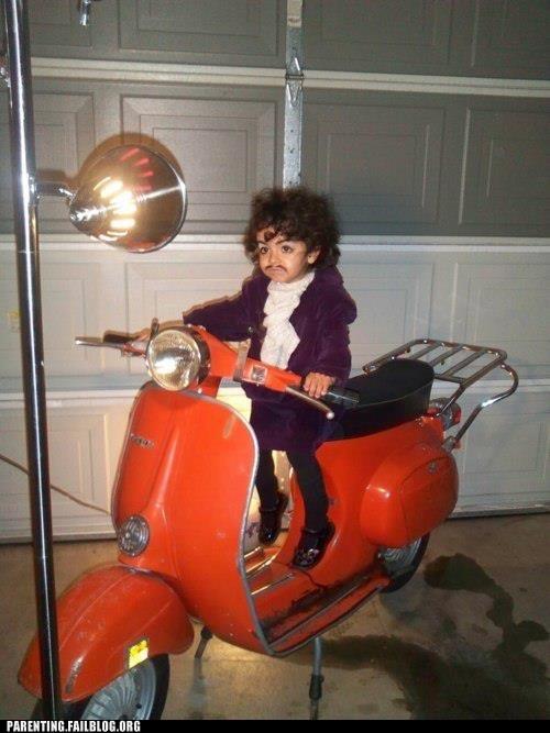 baby garage motorcycle prince - 6231027200