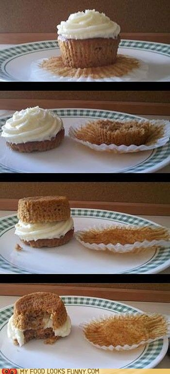 cupcake frosting instructions method sandwich - 6231037952