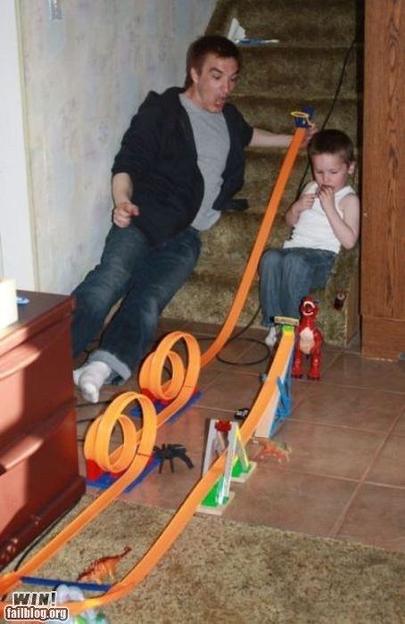 dad,Hot Wheels,parenting,whee