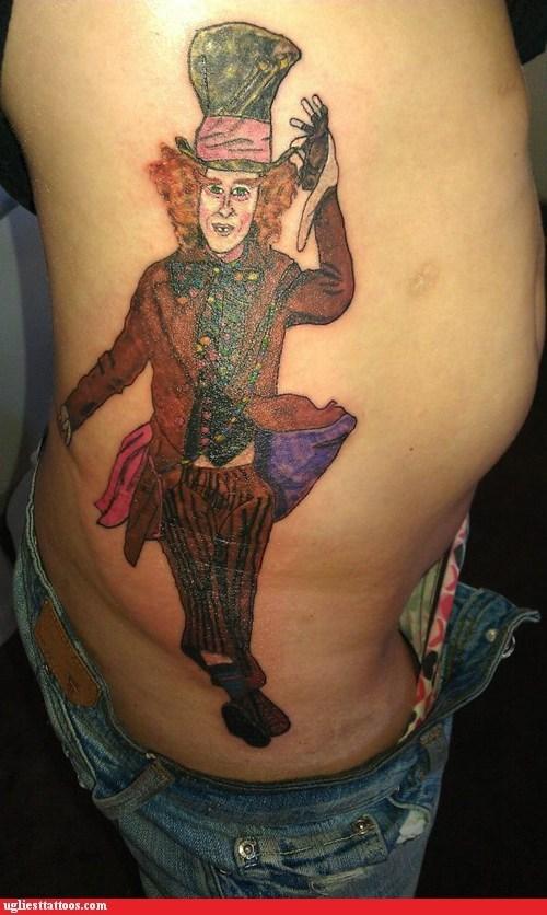 alice in wonderland Johnny Depp mad hatter - 6231302400