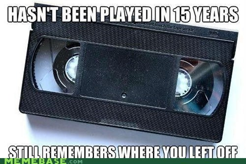 Good Guy Greg play remembers scratch VHS - 6231376640