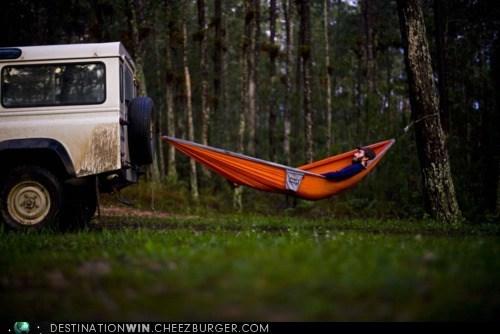 camping,hammock,road trip