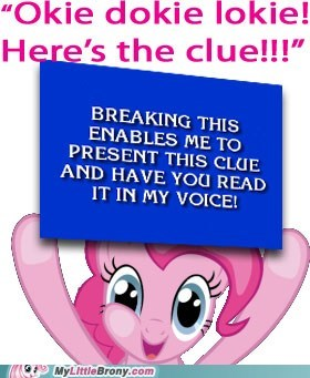 Jeopardy okie dokie loki pinkie pie the fourth wall - 6232151296