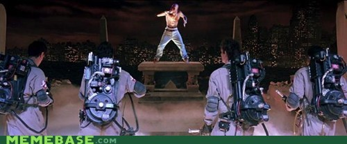 Ghostbusters hologram Memes tupac - 6232248576
