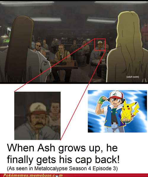 ash,cap,grown up,hat,tv-movies
