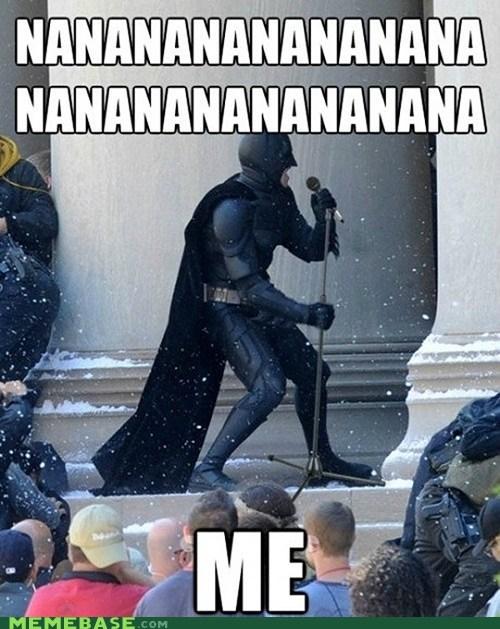 batman self aggrandizing song Super-Lols - 6232969472
