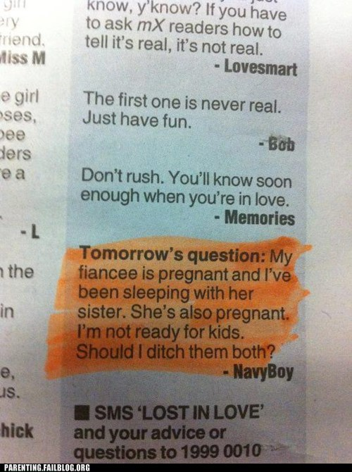 cheating newspaper pregnant tomorrows-question - 6233278720