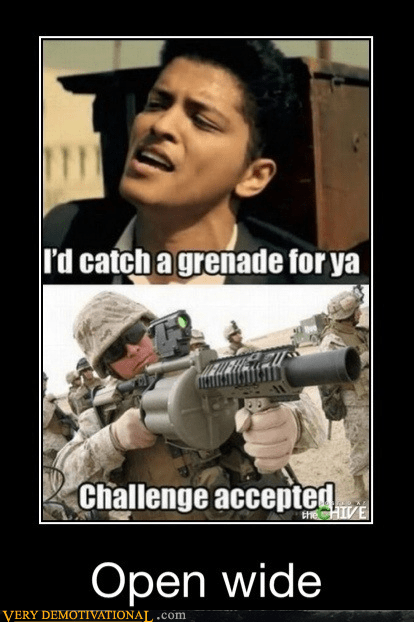 grenade hilarious OPEN WIDE - 6233380352