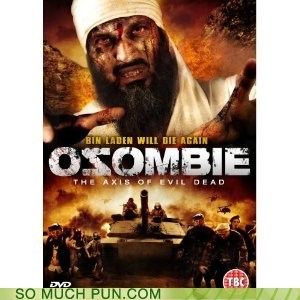 Hall of Fame name osama Osama Bin Laden similar sounding suffix zombie - 6233439232
