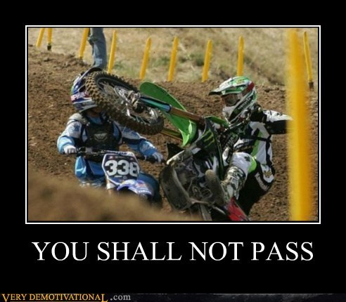 face hilarious motorcross pass wheel