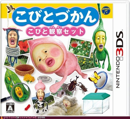 3DS game nightmare fuel nintendo wtf - 6233555712