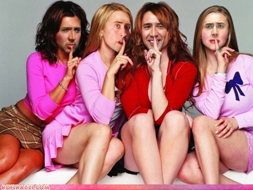 actor celeb fake funny mean girls nic cage nicolas cage shoop - 6233633536