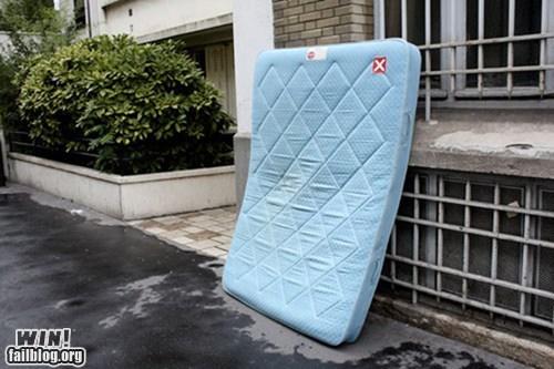 ad blocker hacked irl mattress Street Art - 6233725696