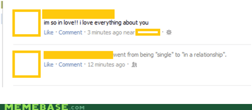 facebook love relationship run weird kid