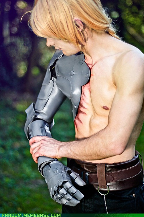 anime best of week cosplay edward elric fullmetal alchemist manga - 6234313728