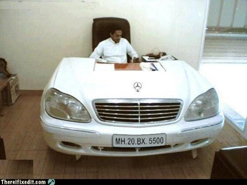 cars discount automobiles front desk half-car reception - 6234342144