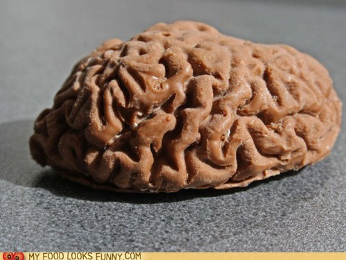 brain chocolate realistic scan sweets - 6234481408
