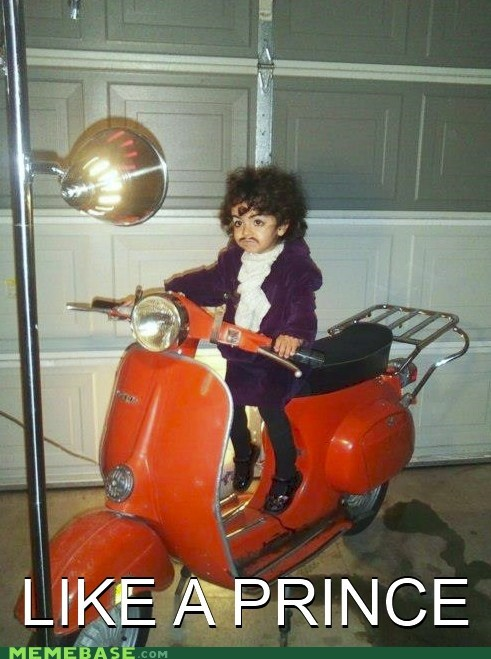 kid Like a Boss motorcycle Music prince - 6234506496