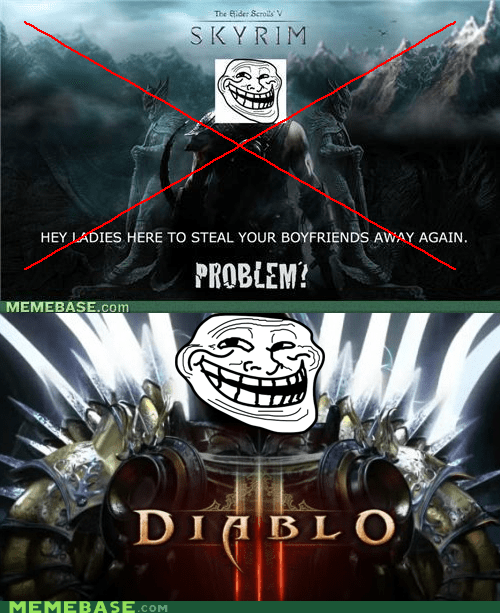 boyfriends diablo gone error 37 Skyrim - 6234696704