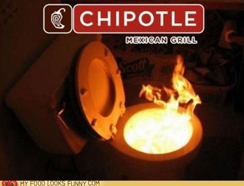 aftermath chipotle consequences fire toilet