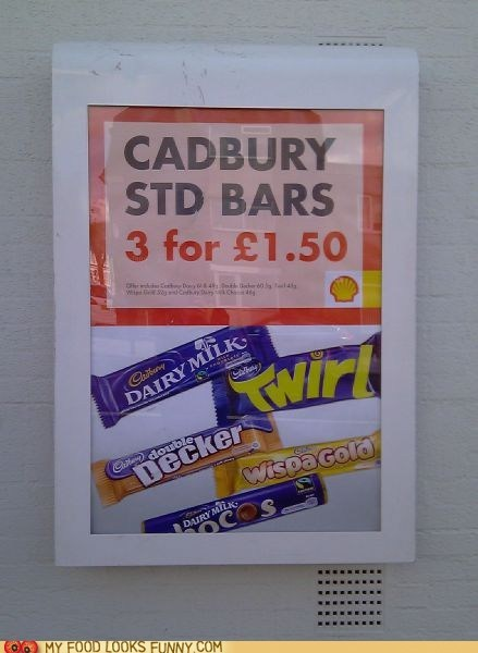 candy chocolate STD sweets