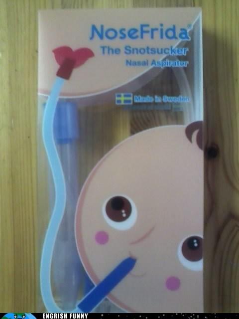 nasal nasal aspirator nose snot snotsucker Sweden - 6234785280