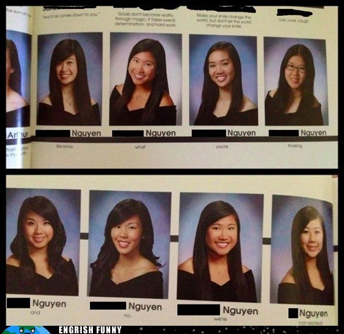 nguyen nguyening winning yearbook - 6234867968