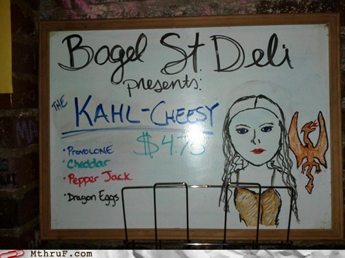 Daenerys Targaryen Game of Thrones got khaleesi - 6234979072