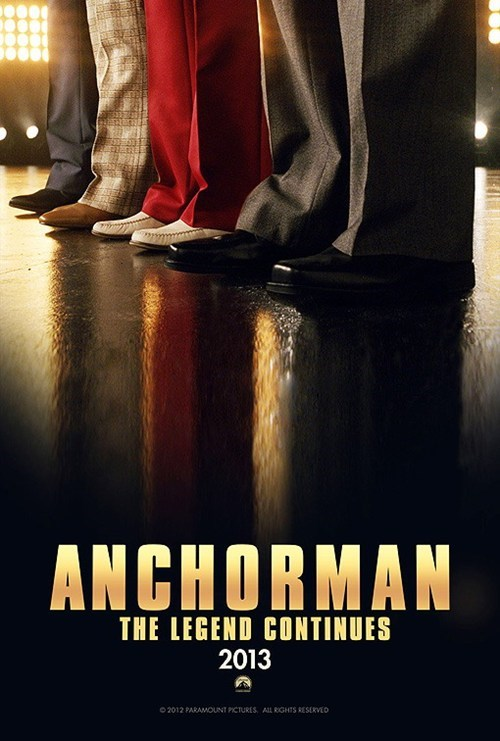 anchorman movie posted Ron Burgundy - 6236616960
