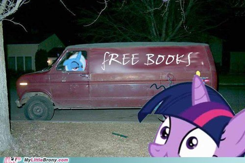 free books meme trap trixie twilight sparkle