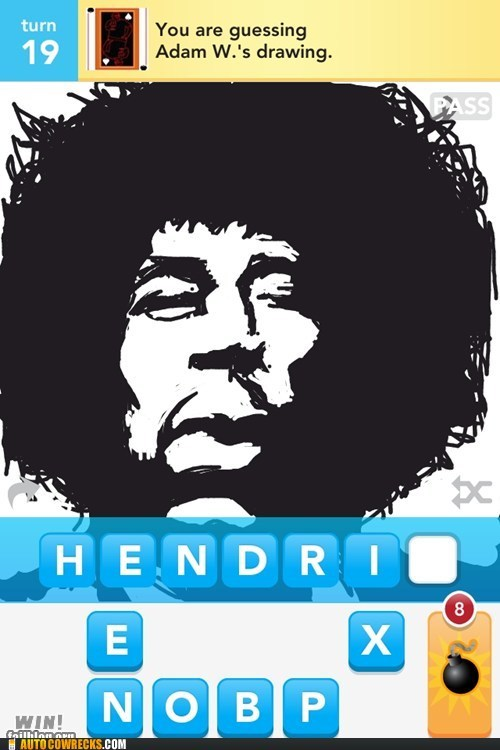 are you experienced draw something jimi hendrix - 6236940288