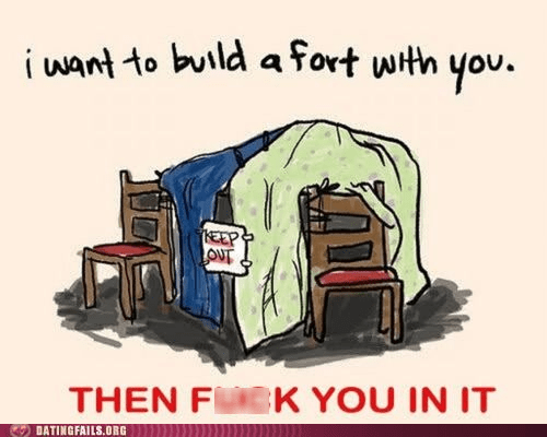 blanket fort fort sex forts pillow fort sexytime - 6236945920