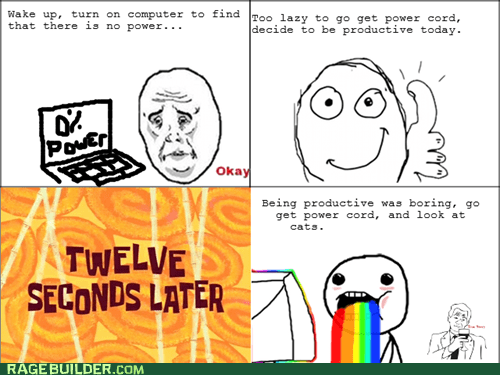 internets,Okay,puke rainbows,Rage Comics