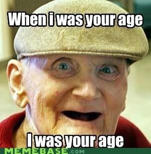 age Grandpa home Memes - 6237078016