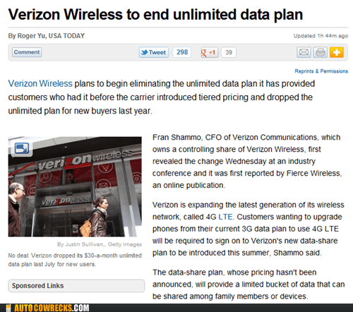 android unlimited data verizon - 6237154816