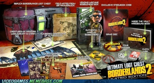 borderlands 2,expensive,loot chest,news