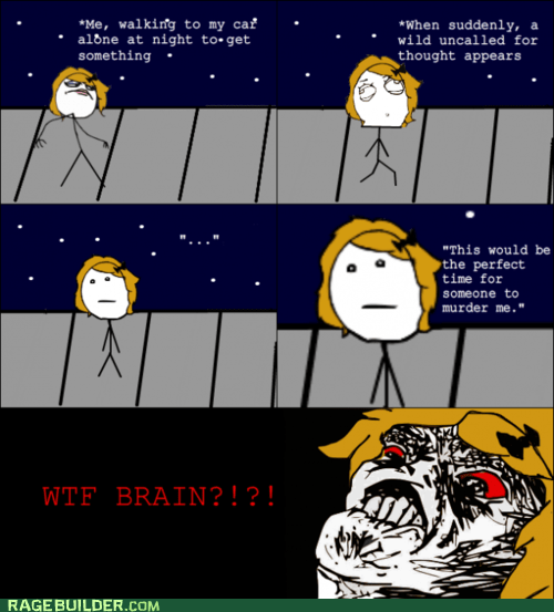 murder Rage Comics raisin rage wtf brain - 6237516544