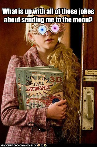 actor celeb evanna lynch funny Harry Potter Movie - 6237589760