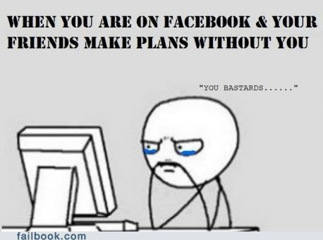 facebook forever alone friends plans