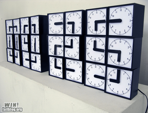 clock design time - 6237956096