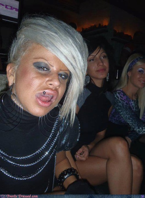 club cold sore emo hair oh god - 6239481088